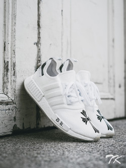 "Adidas NMD ""CHROME HEARTS"""