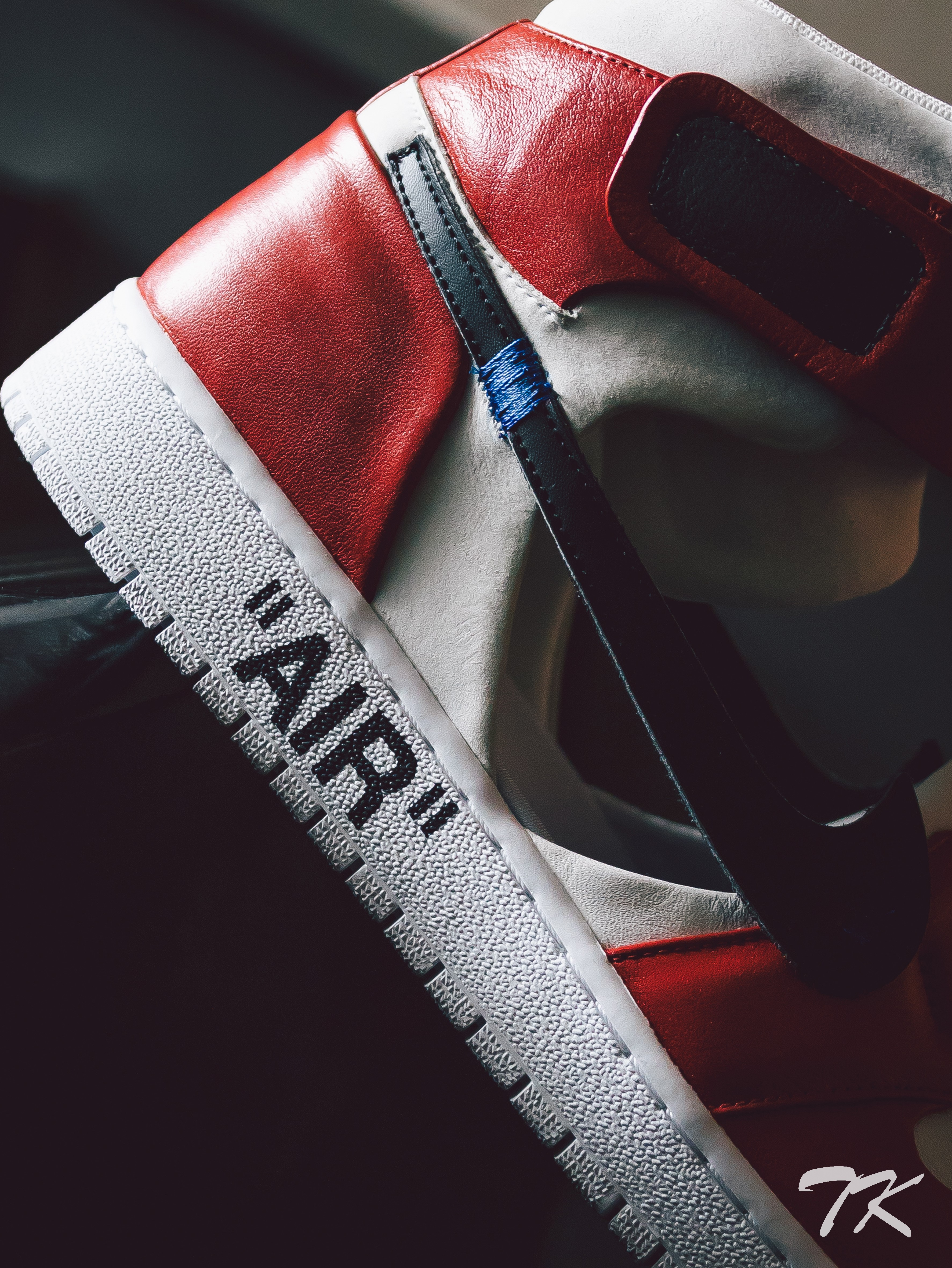 "Nike Air Jordan 1 ""OFF-WHITE"""