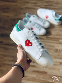 "Adidas Stan Smith ""CDG"""