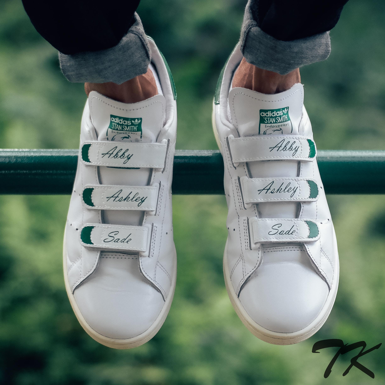 DJ Andrew Chow x Adidas Originals St