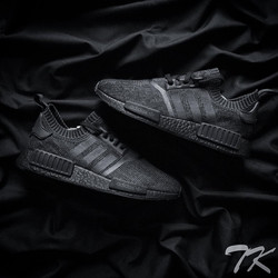 "Adidas NMD PK ""PITCH BLACK"""