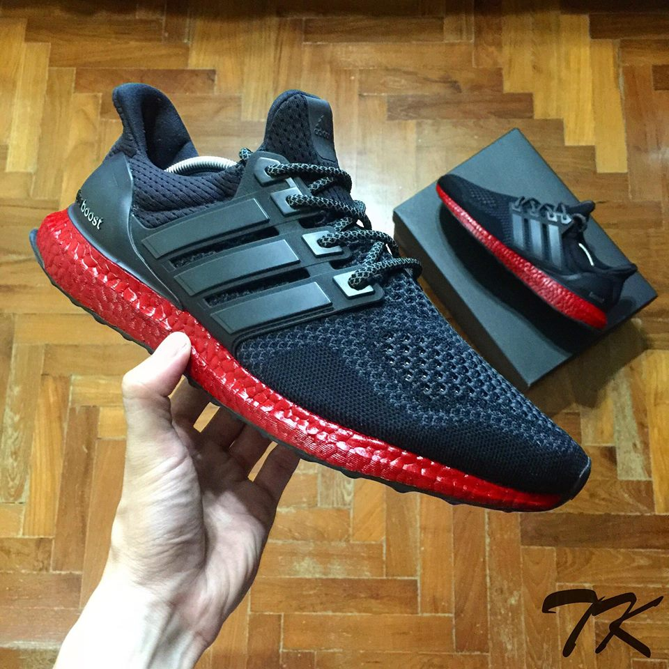"Adidas Ultra Boost ""BLOODRUNNER"""