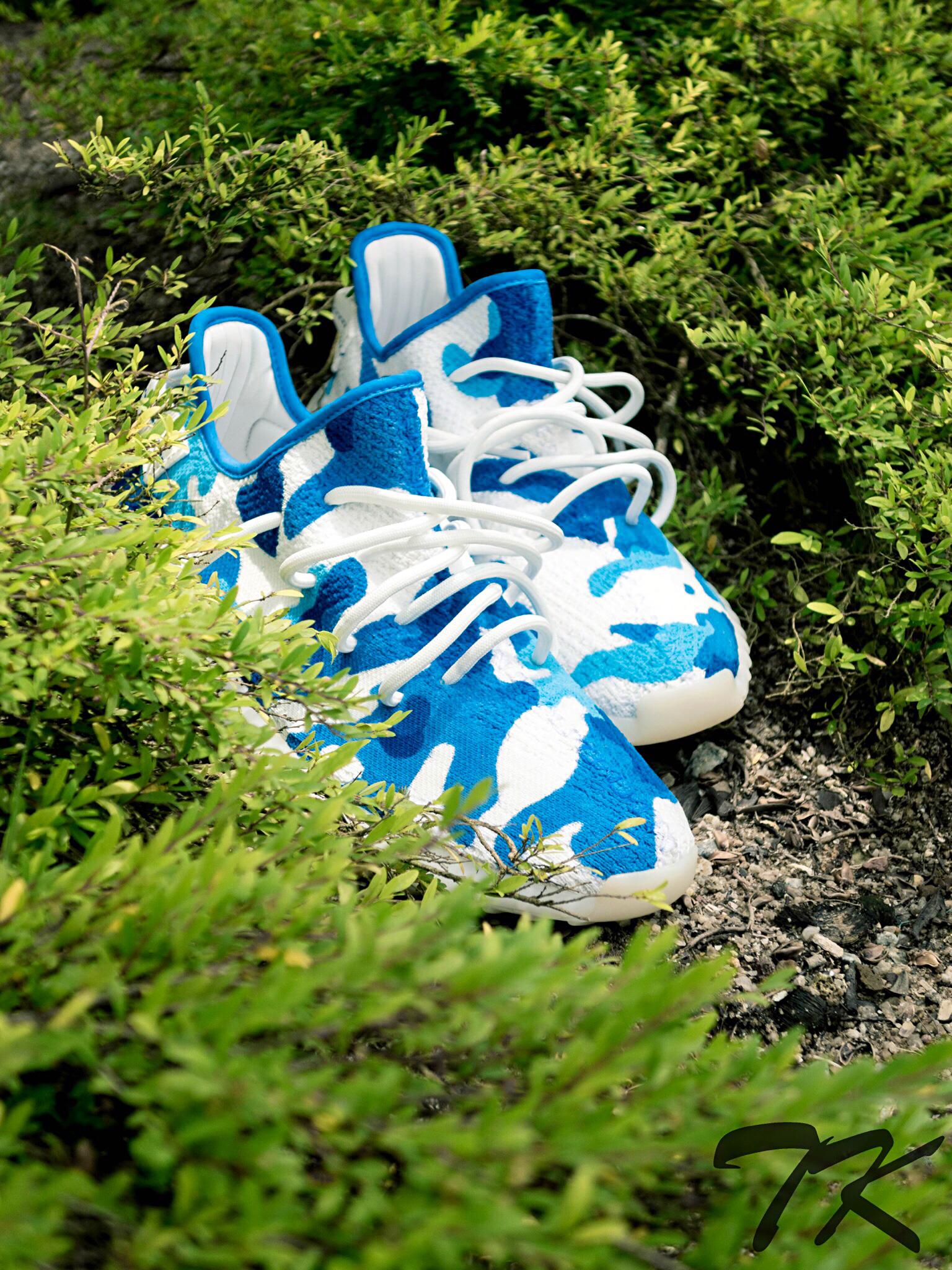 """Adidas Yeezy 350 V2 """"NAVY CAMO"""""""