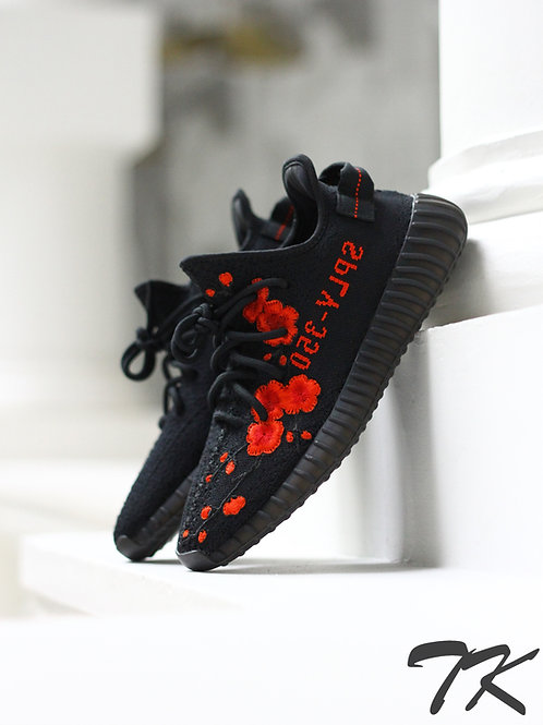 "Adidas Yeezy Boost 350 V2 ""Red Cherry Blossom"" V2"