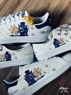 "Adidas Stan Smith ""POKEMON WEDDING"""