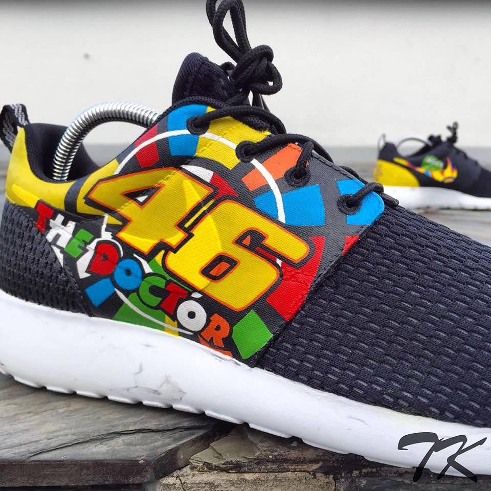 """Nike Roshe One """"VR46"""""""
