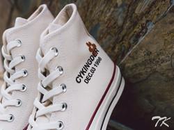 "Converse All Star High ""CYKINGDER"""