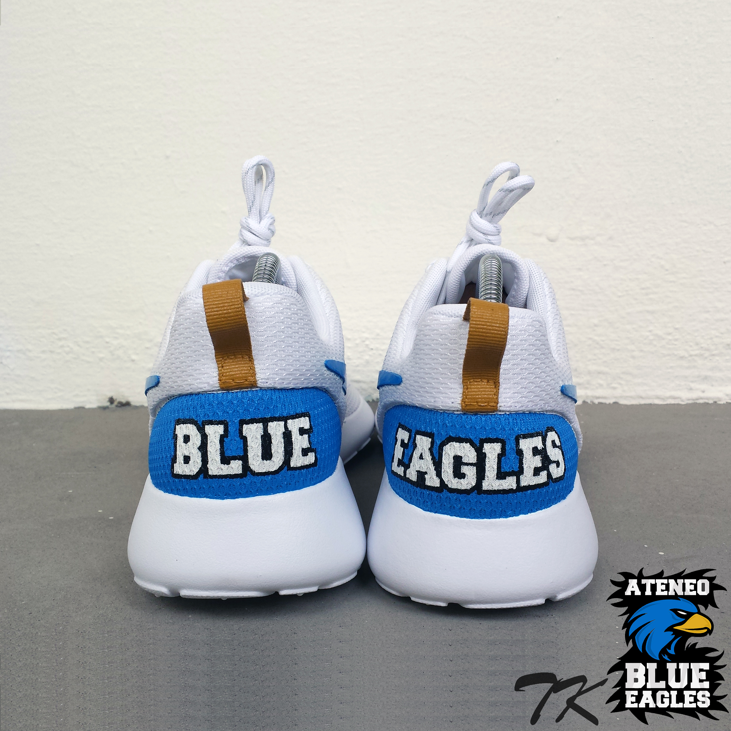 "Nike Roshe One ""ATENEO BLUE EAGLES"""