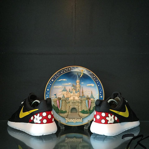 """TK Customs """"Minnie Mouse - RED"""""""