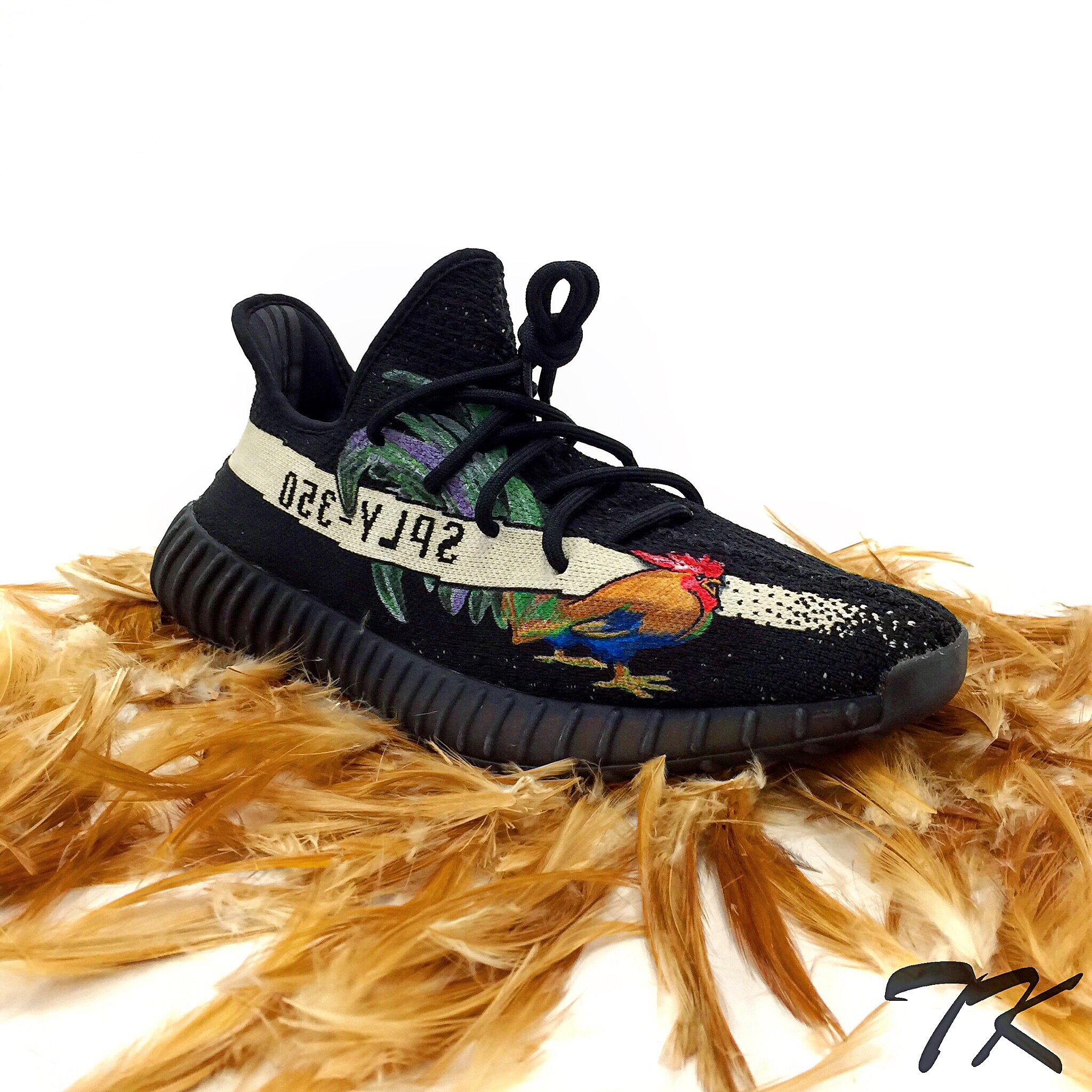 "Adidas Yeezy 350 V2 ""ROOSTER"""