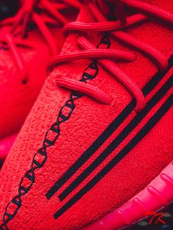 "Adidas Yeezy 350 ""GUNDAM"""
