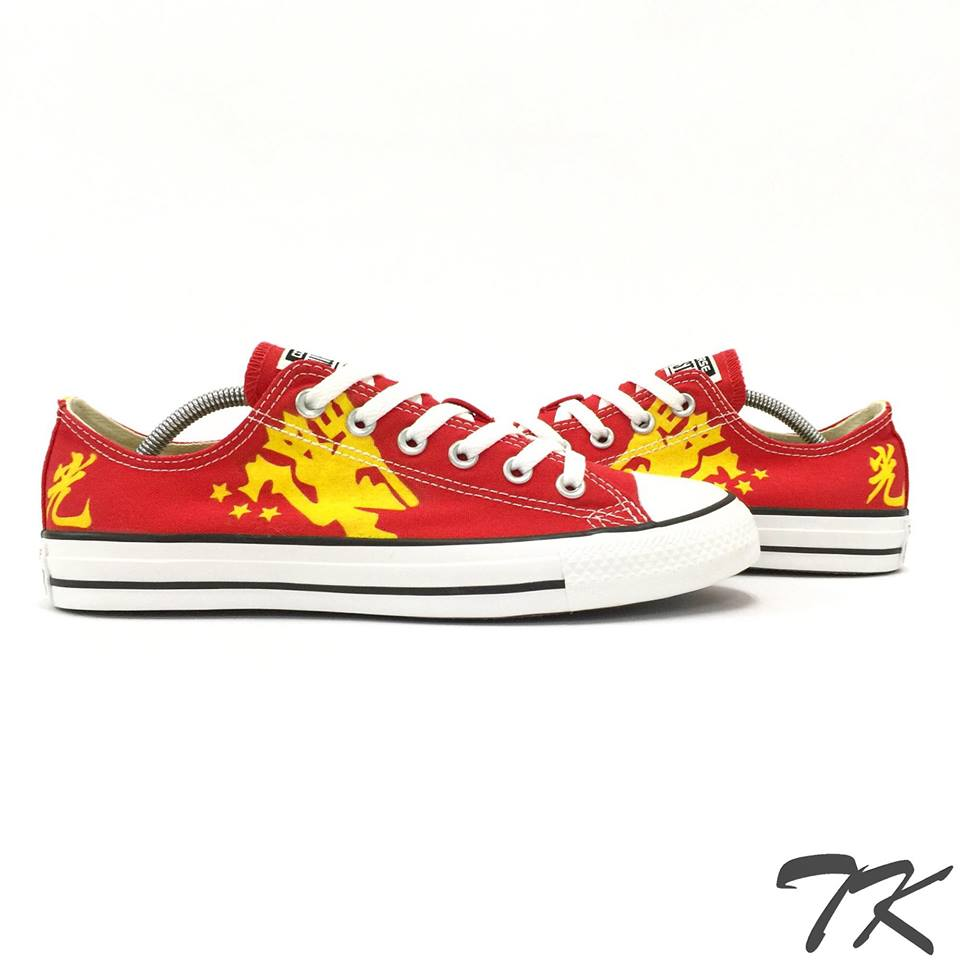 "Converse ""MANCHESTER UNITED"""