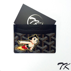 "Goyard Card Holder ""ASTRO BOY"""