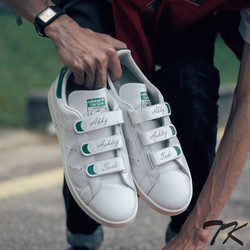 DJ Andrew Chow x Adidas Originals Stan Smith CF Nigo