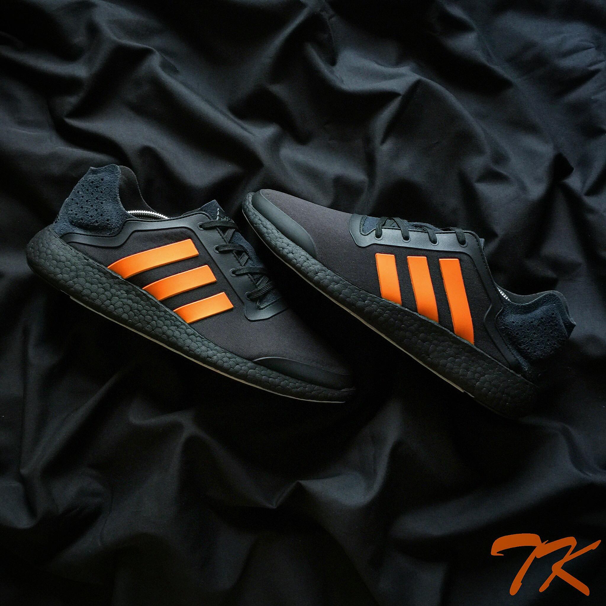 "Adidas Pure Boost ""TANGERINE"""