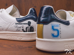 "Adidas Stan Smith ""OP. ROUGH LOVE"""