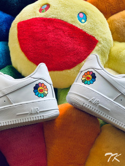 "Nike Air Force 1 ""MURAKAMI"""