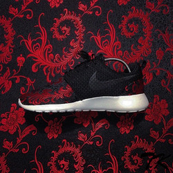 "Nike Roshe One ""UCHIHA (BLACK)"""