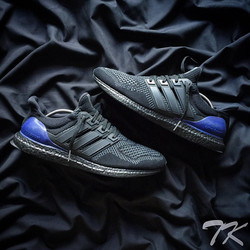 "Adidas Ultra Boost OG ""BLACKOUT"""