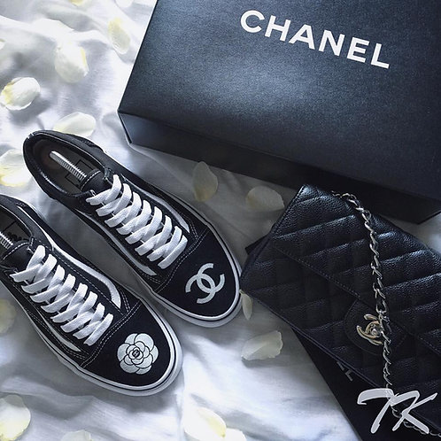 "Vans Old Skool ""Chanel"""