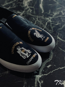 "Adidas Slip-On ""LIVERPOOL"""