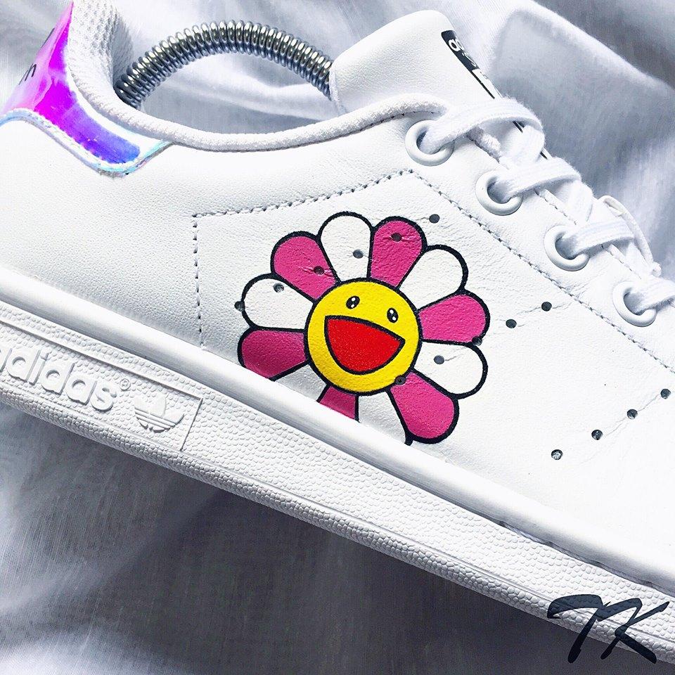 """Adidas Stan Smith """"MURAKAMI"""""""