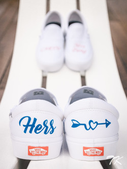 "Vans Classic Slip-On ""WEDDING"""