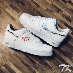 "Nike Air Force 1 ""CHERRY BLOSSOM"""