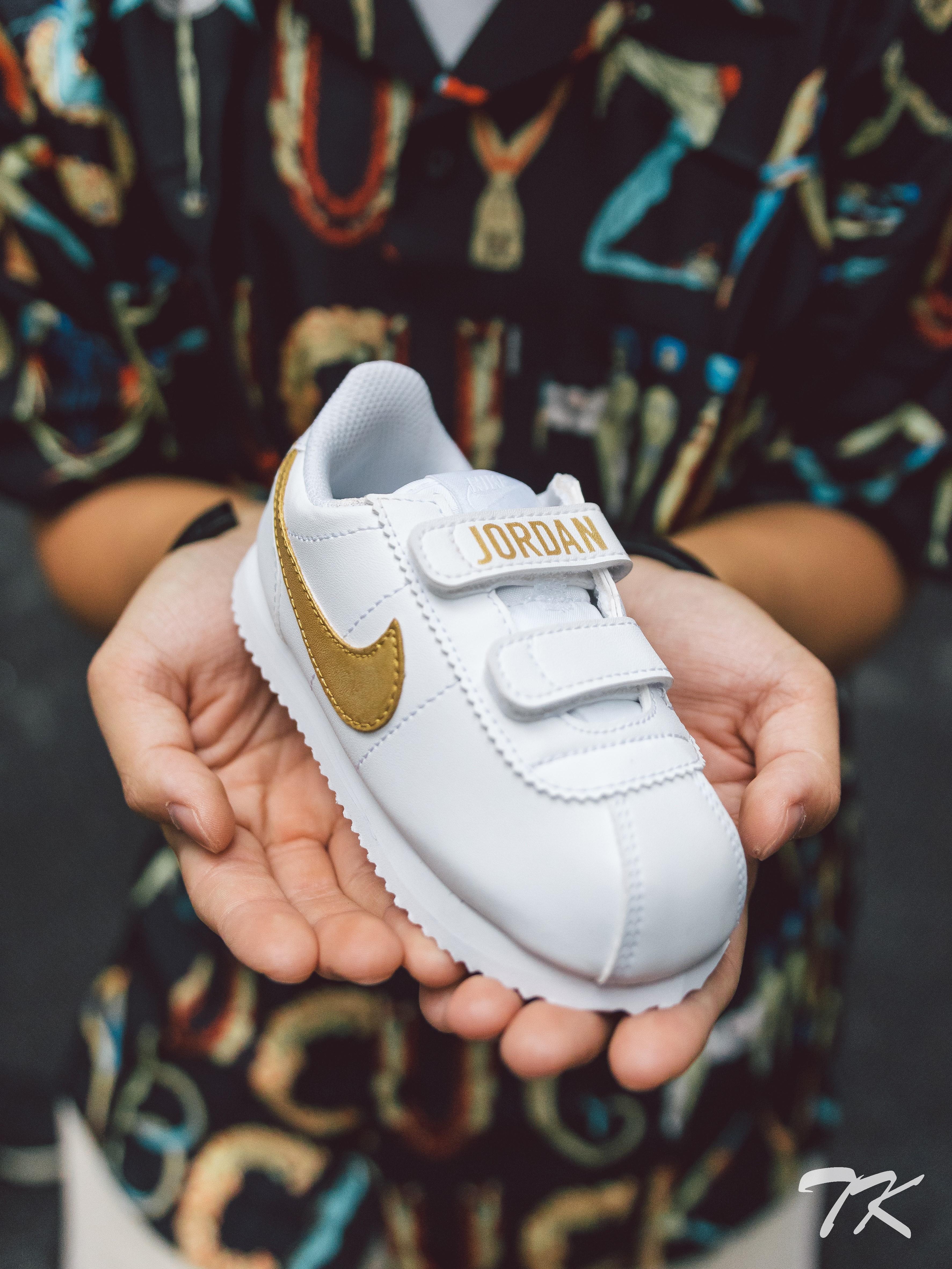 """Nike Cortez """"BABY JORDAN"""""""