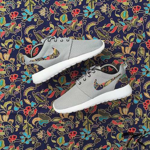 "TK Customs ""Batik"" - GRAY"