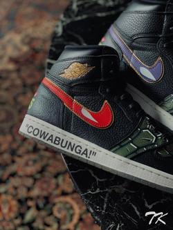 "Nike Air Jordan 1 ""TMNT"""