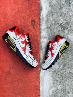"Nike Air Max 90 F1 ""ALFA ROMEO"""