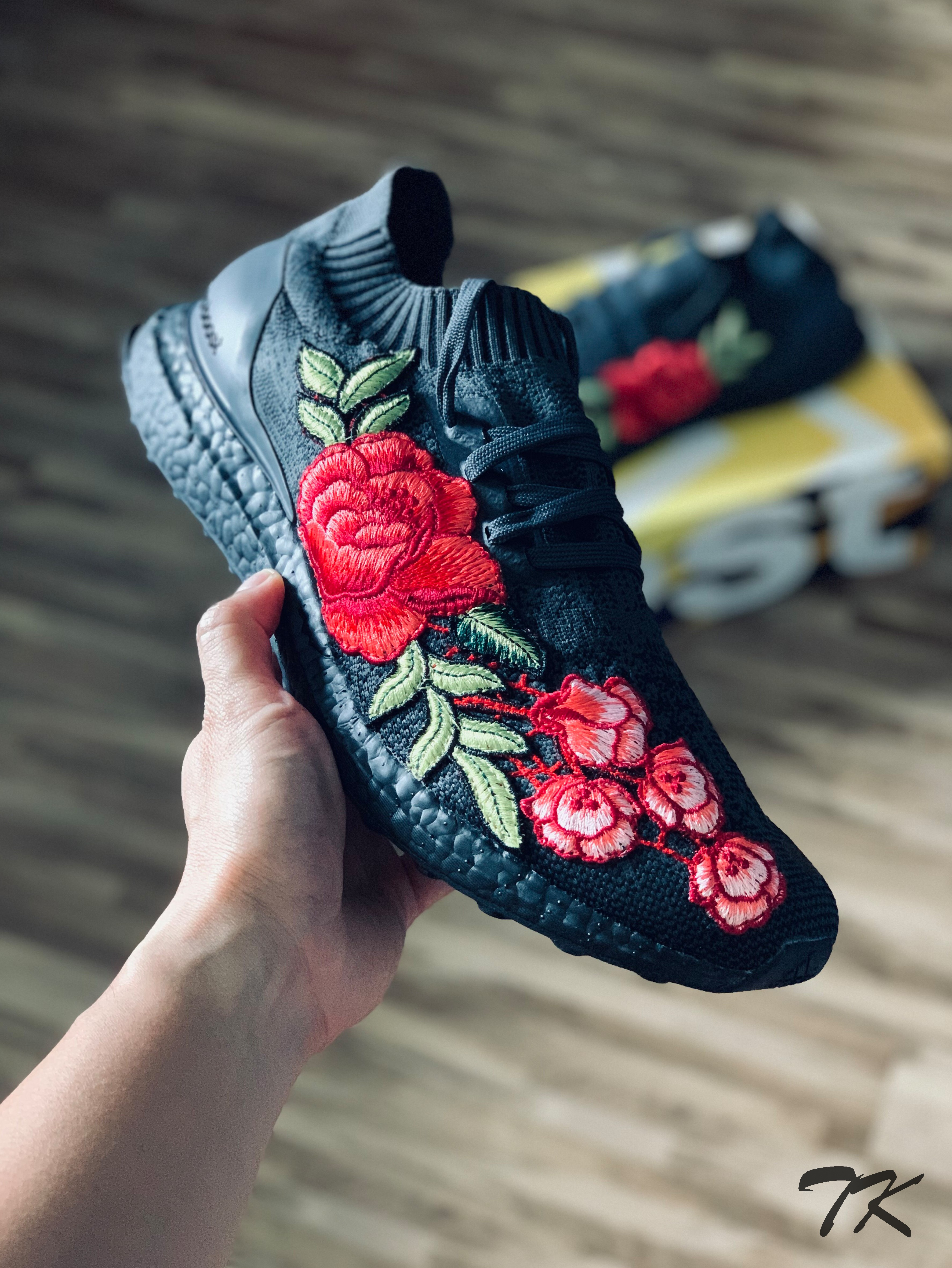 "Adidas Uncaged Ultra Boost ""ROSES"""
