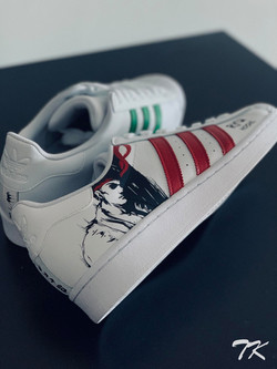 "Adidas Stan Smith ""STREET FIGHTER"""