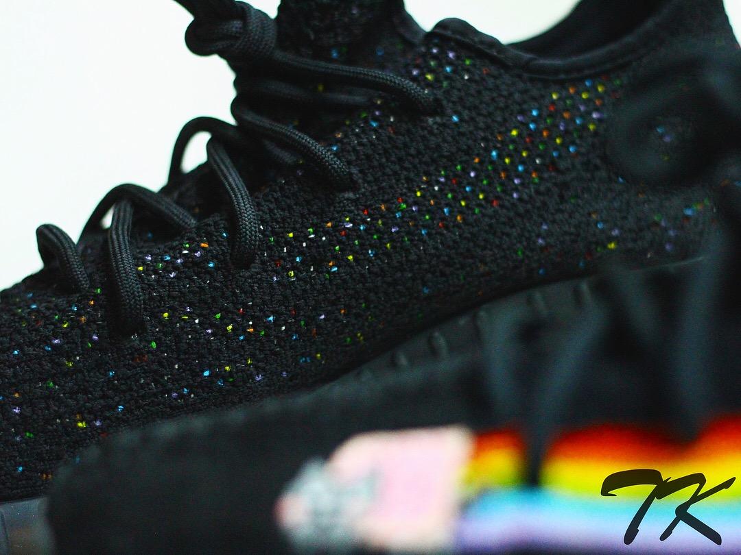 """Adidas Yeezy 350 V2 """"NYAN CAT"""""""