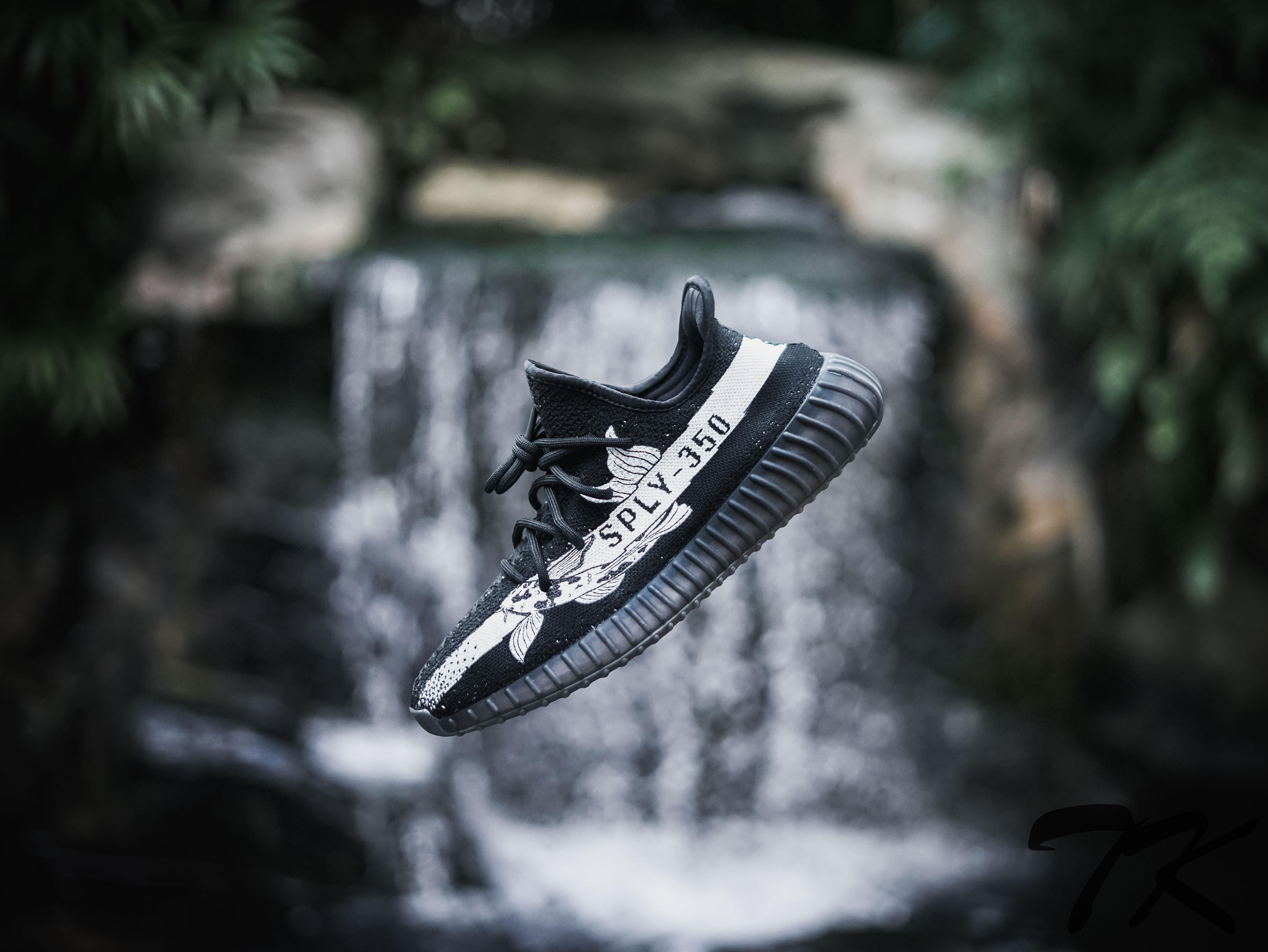 """Adidas Yeezy 350 V2 """"KOI"""""""