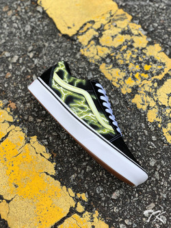 "VANS Old Skool ""JUDGEMENT DESIGN"""