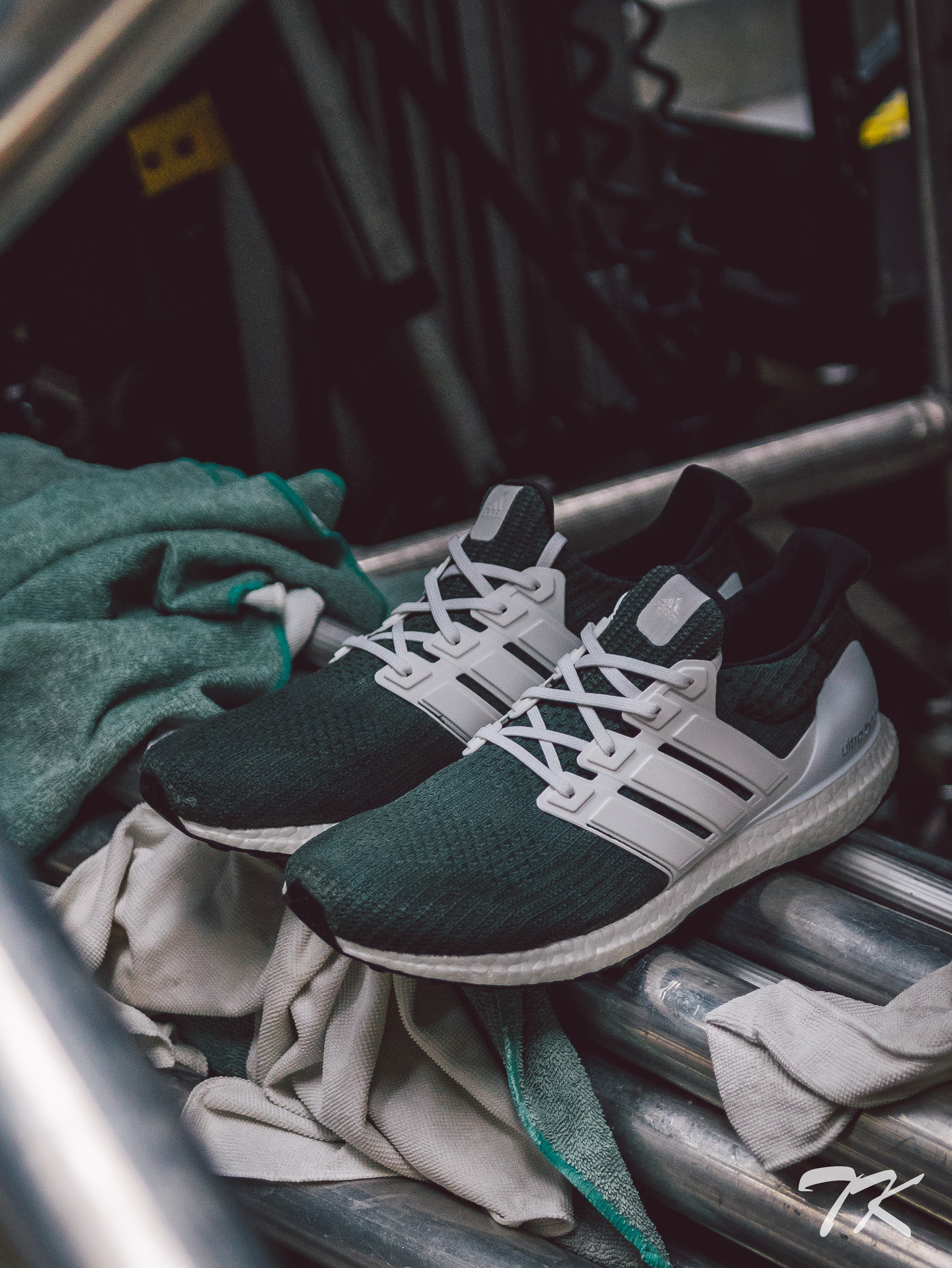 "Adidas Ultra Boost ""OLIVE"""