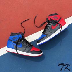"""Nike Air Jordan 1 """"TOP 2"""""""