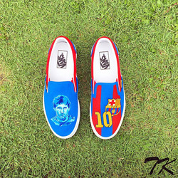 "Vans Classic Slip-On ""LIONEL MESSI"""