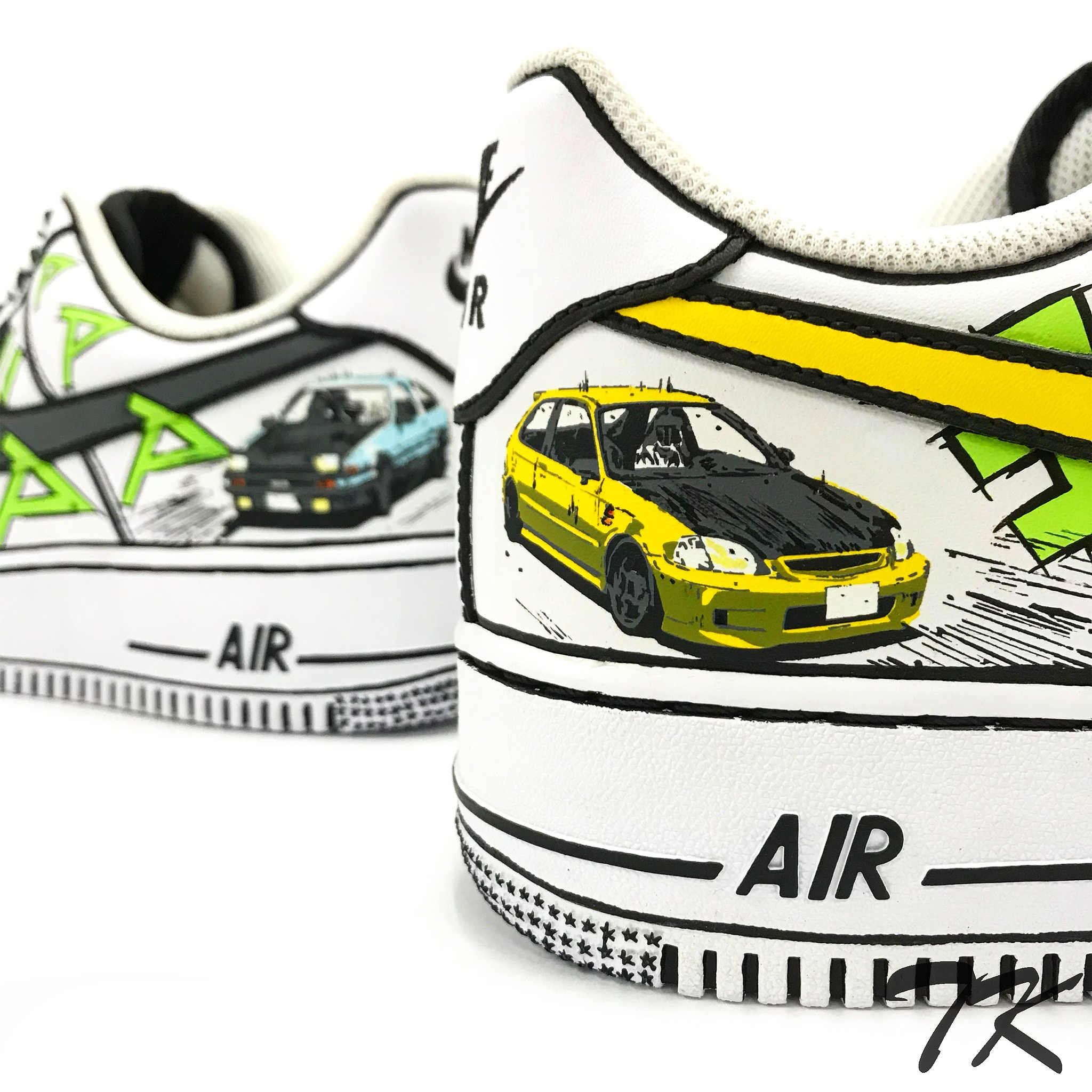 "Nike Air Force 1 ""INITIAL D"""
