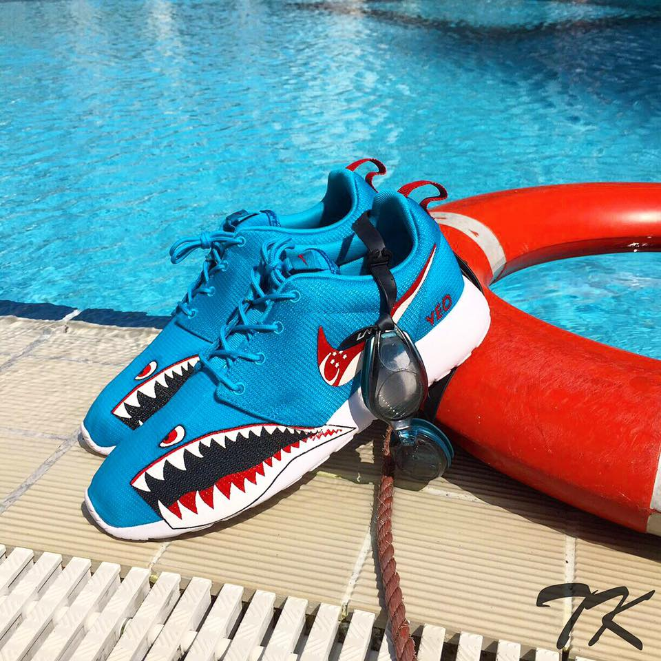 "Nike Roshe One ""SHARK"""