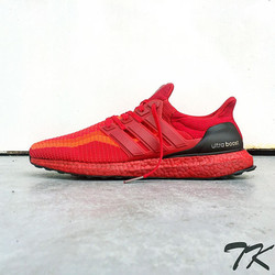 "Adidas Ultra Boost ""RED"""