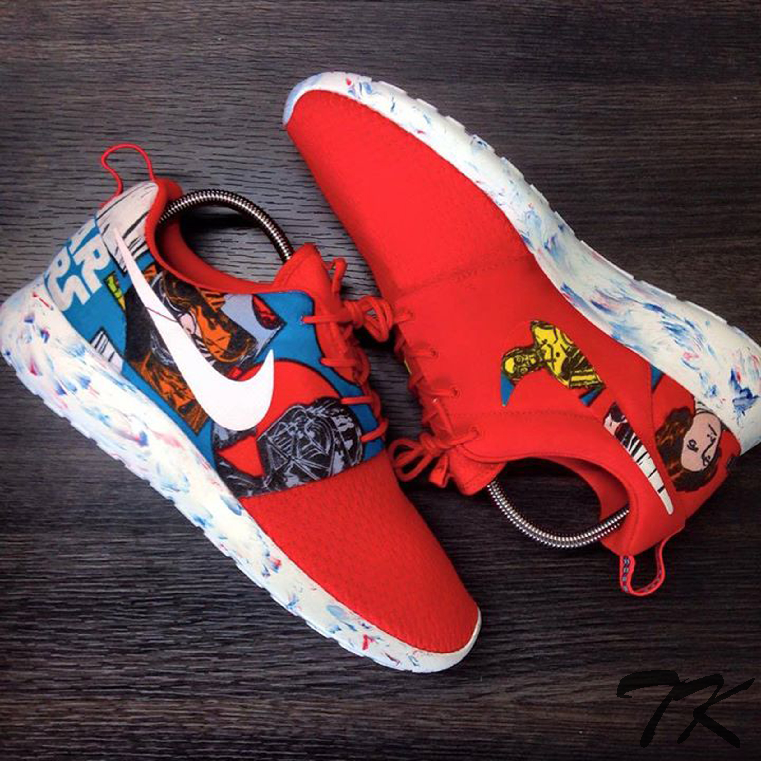 "Nike Roshe One ""STAR WARS"""