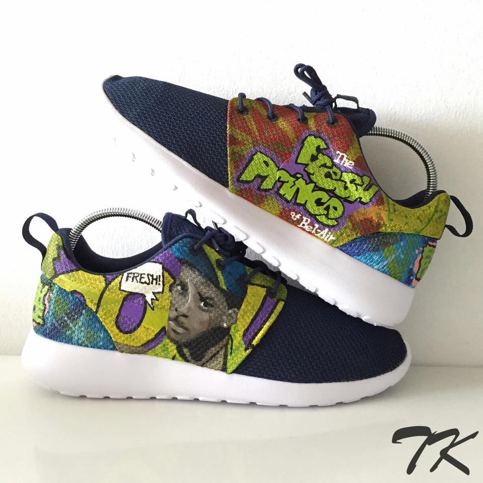"Nike Roshe ""FRESH PRINCE OF BEL-AIR"""