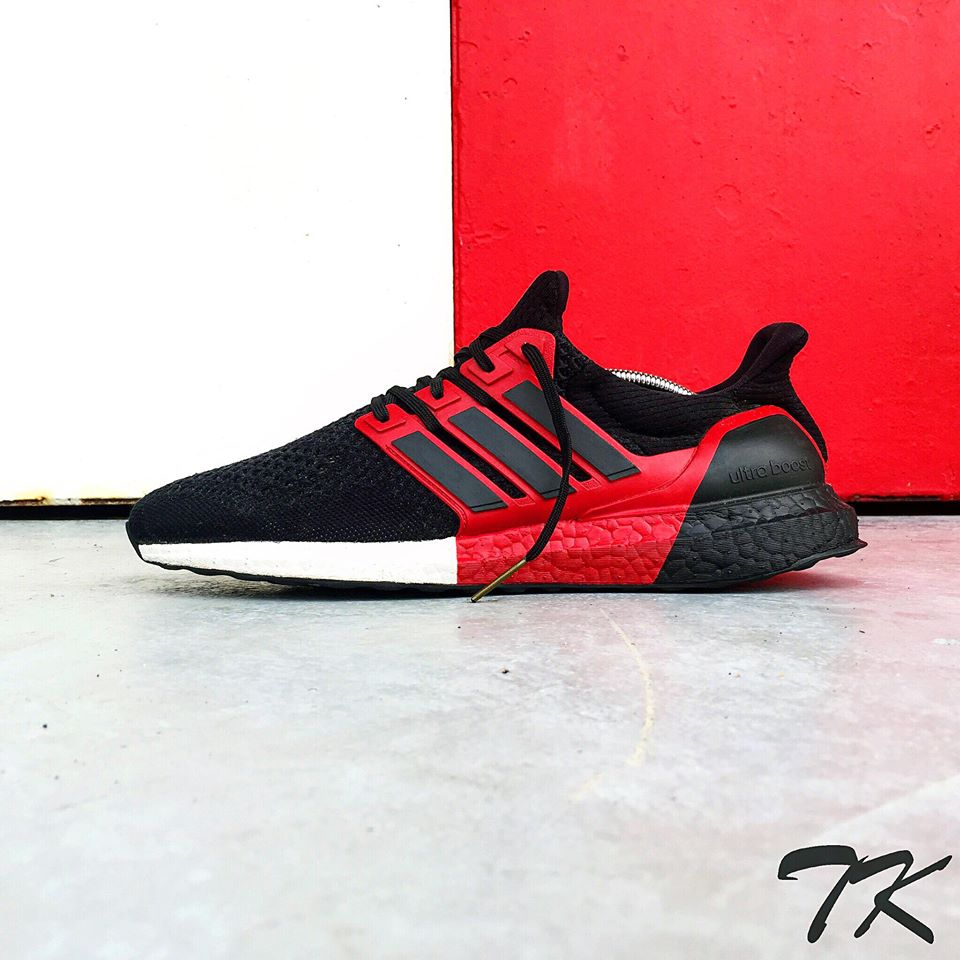 "Adidas Ultra Boost ""DEADPOOL"""