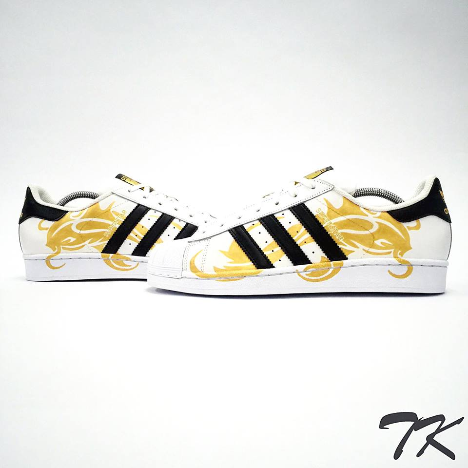 "Adidas Originals Superstar ""KOI"""