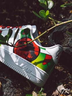 "Nike Air Force 1 ""JURASSIC PARK"""