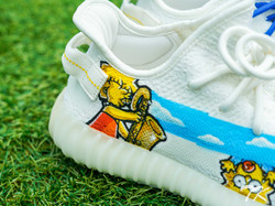 "Adidas Yeezy 350 ""THE SIMPSONS"""