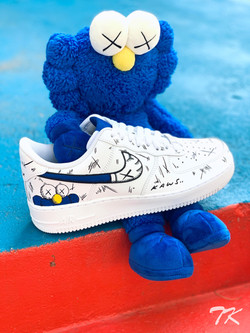 "Nike Air Force 1 ""KAWS"""